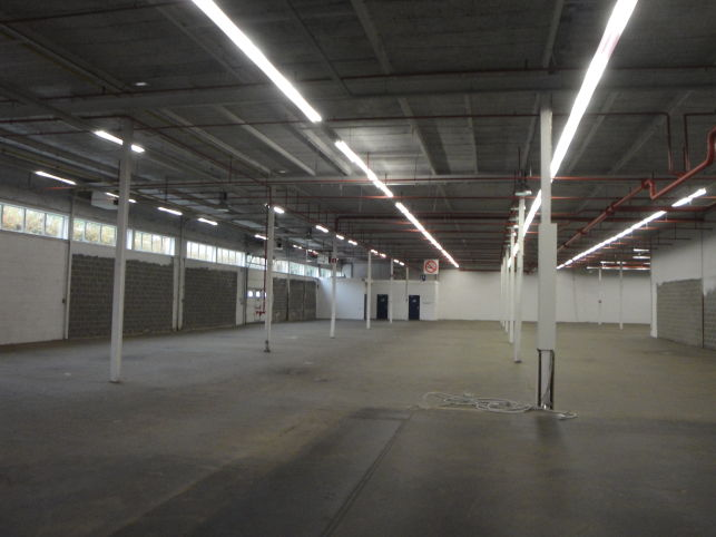 Warehouse to let in Zellik Brussels-west