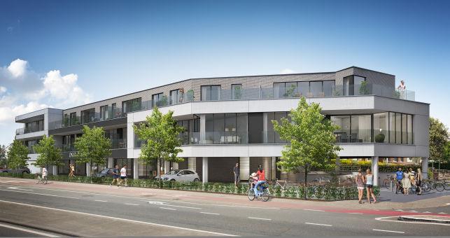 Nieuwbouw kantoren te koop in Herent bij Leuven