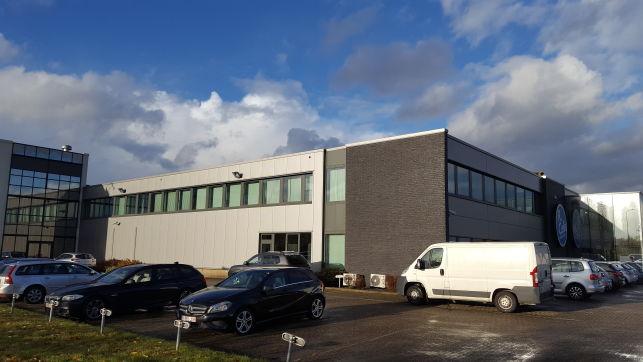 Kantoor te huur op zichtligging in Haasrode bij Leuven