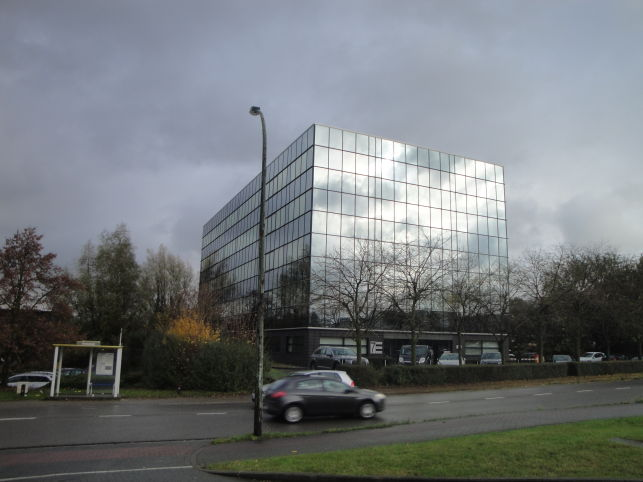 Offices to let in Diegem Brussels periphery