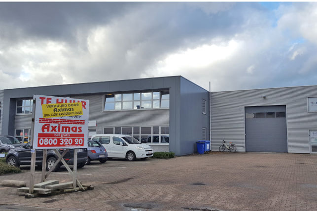 Warehouse & offices for rent in Haasrode near Leuven