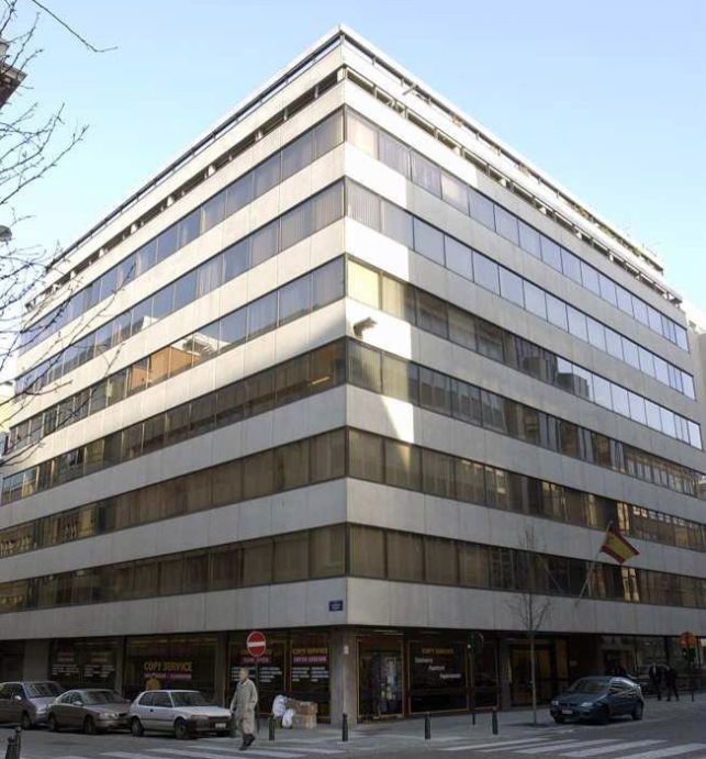Offices to let in Brussels European district