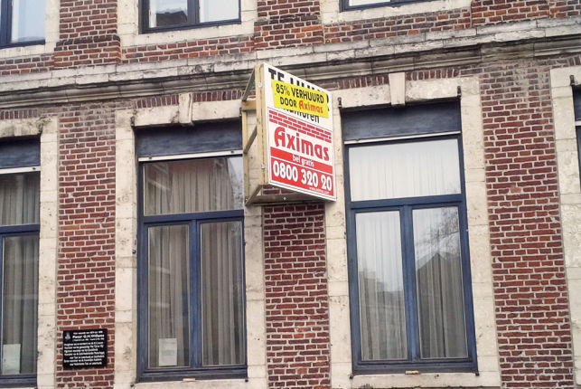 Offices to let in Leuven townhouse