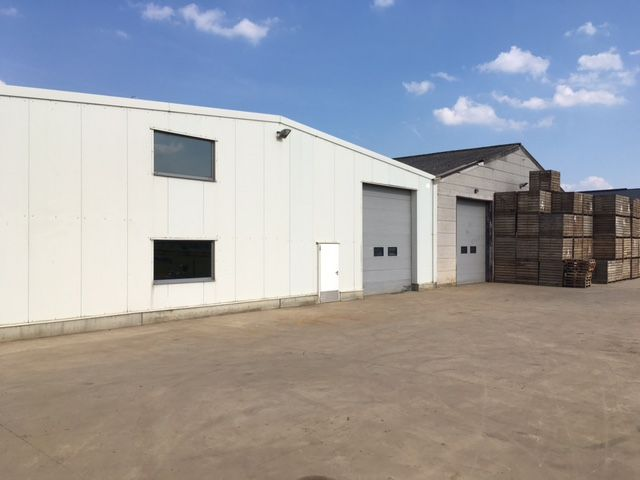 Agri-warehouse for sale in Lier - near Antwerp & Mechelen