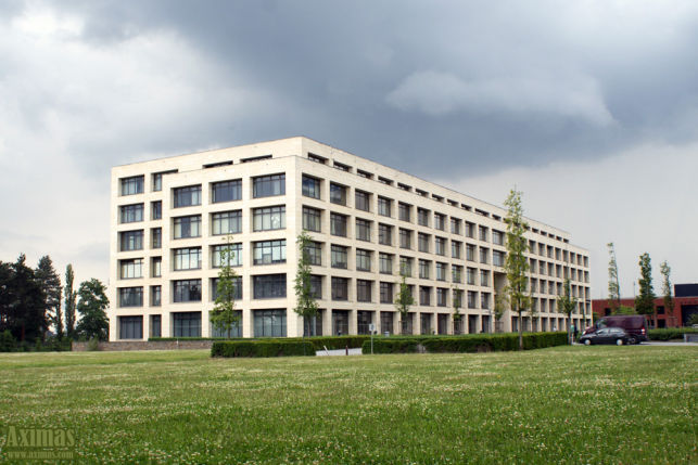 UBIcenter offices to let near the Leuven railway station