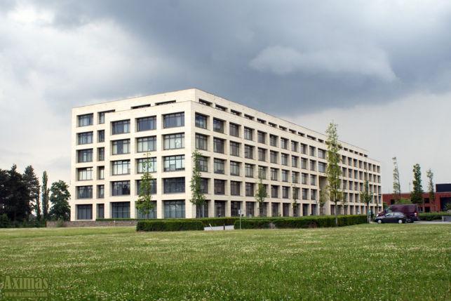 UBIcenter bureaux à louer à la Gare de Louvain
