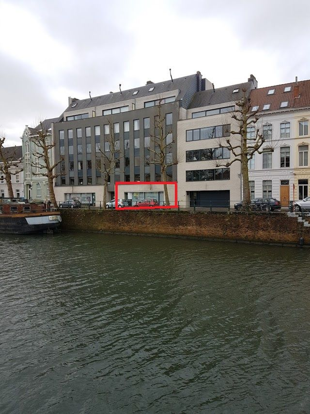 Office space for rent in Ghent Visserij