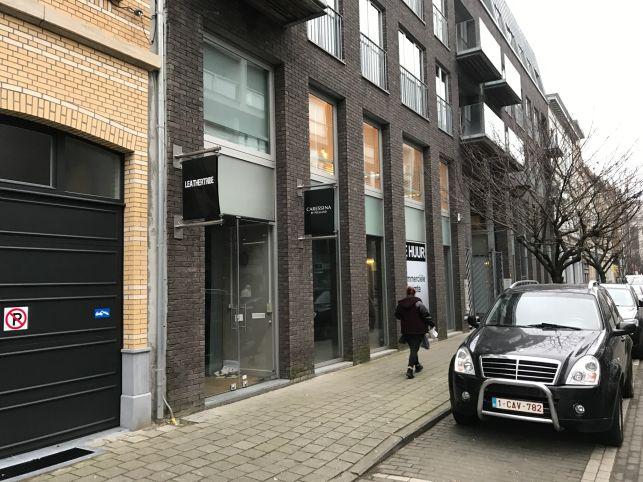 Handelspand te huur Antwerpen Zuid