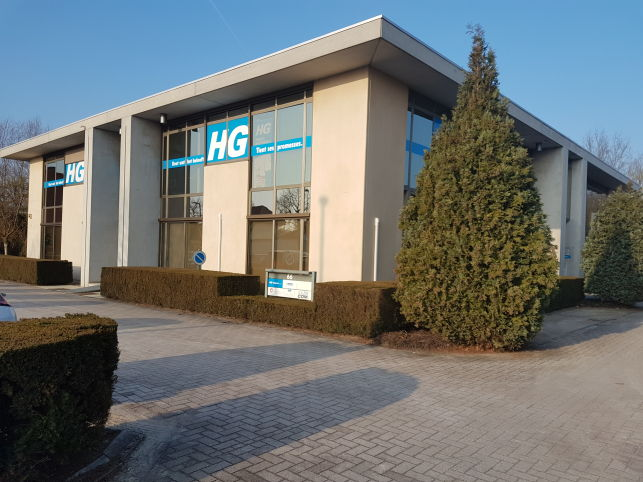 Offices to let in Latem Business Park in Ghent