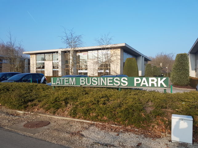 Offices to let in Sint-Martens-Latem near Ghent
