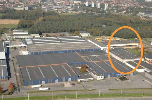 Warehouse for sale E17 Antwerp-Ghent