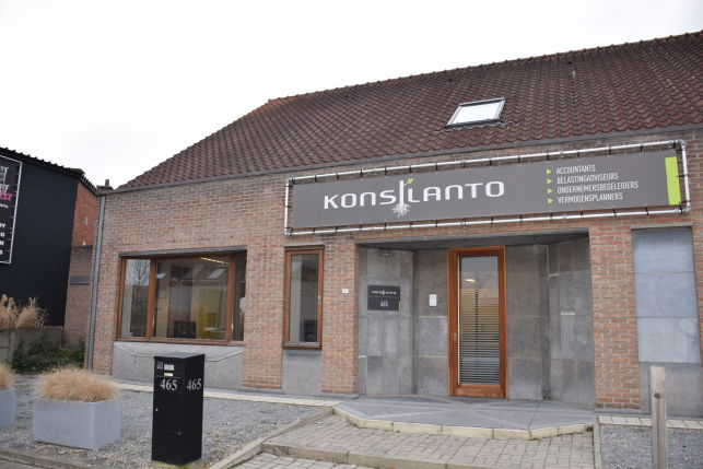 Leuven office space for sale