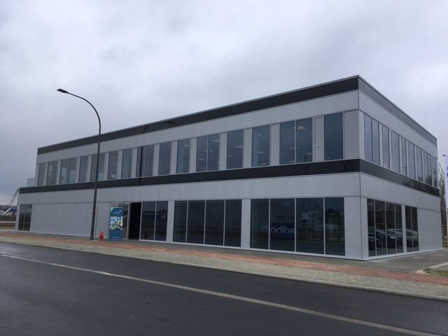 Brussels-West polyvalent business space for sale & rent