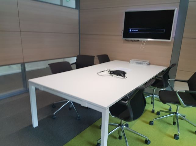 Perfect located offices to rent in AA Tower in Ghent