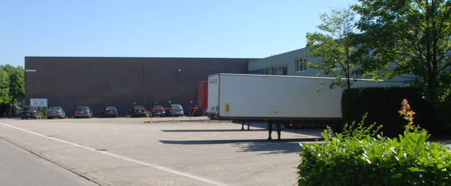 Warehouse for distribution center to let in Puurs Antwerp