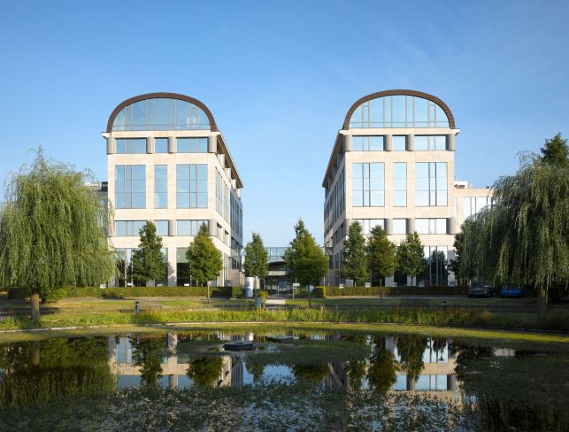 FlexCorner fully fitted office space to rent in Diegem