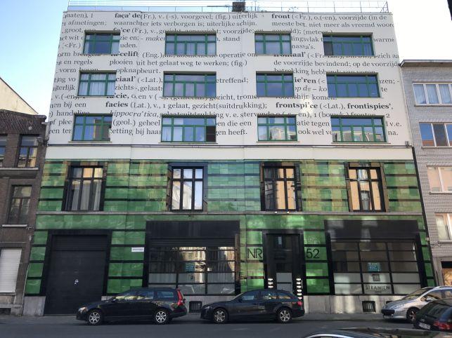 Loftkantoren te huur nabij het Justitiepaleis in Antwerpen
