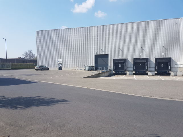 Logistiek vastgoed te huur in Erembodegem Aalst E40
