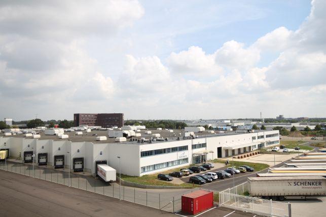 Logistiek vastgoed te huur | Distributiecentrum Herentals