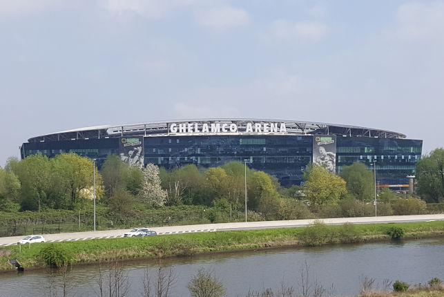 Office space for rent & sale in Ghent Ghelamco Arena