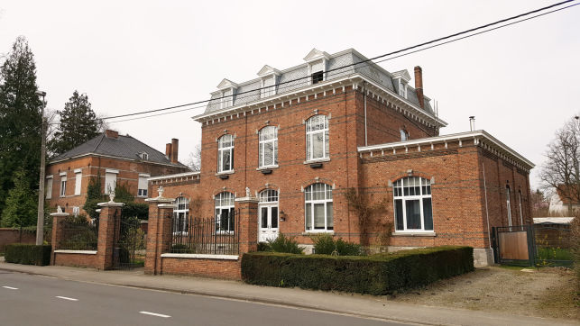 Exceptional manor for sale in Wijgmaal Leuven