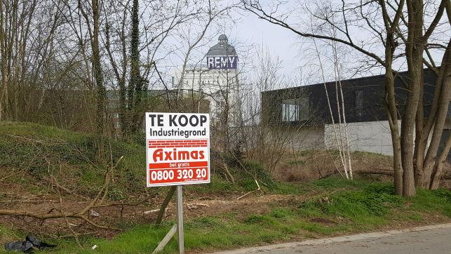 Industriegrond te koop in Leuven voor bedrijfsgebouw