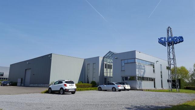 Bedrijfspand te koop op top zichtligging in Tienen