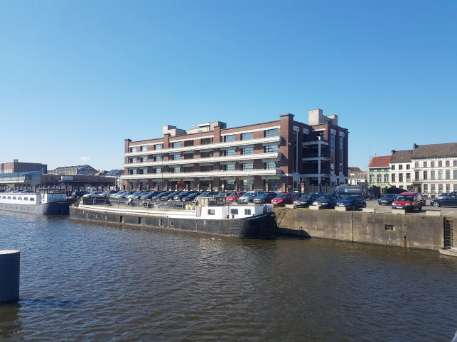 Loft offices to let in the Old Docks in Ghent
