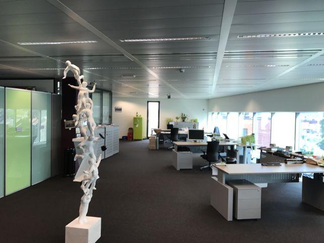 Instapklaar kantoor te huur aan het Station van Leuven