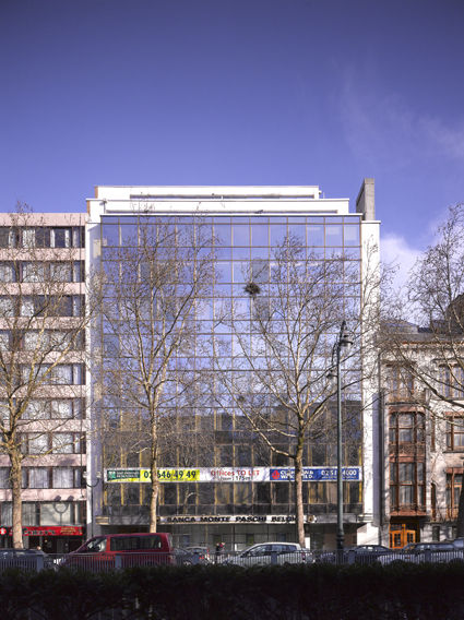 Avenue Louise office space rental in Ixelles Brussels