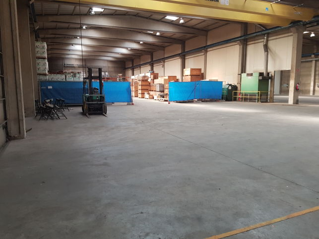 Warehouse for rent & sale in the Port of Ghent