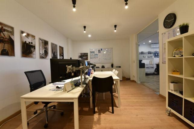 Kantoor met klein magazijn te huur in Herent bij Leuven