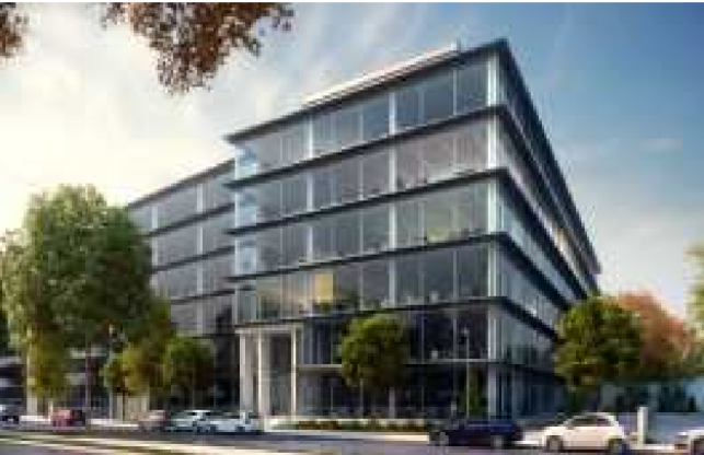Offices to let in Antwerp