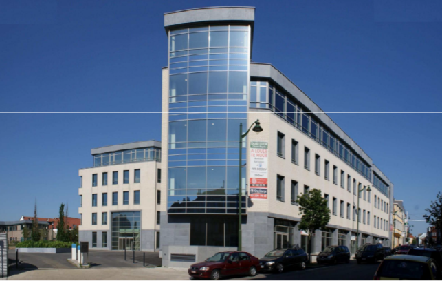 Offices to let in Brussels Auderghem