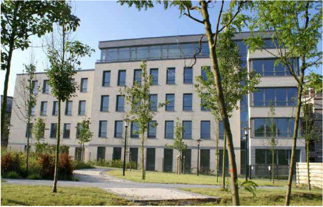 Office space for rent in Auderghem Brussels