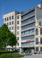 Offices to let near Antwerp Expo