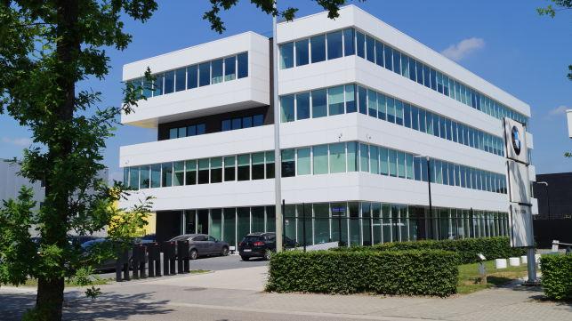 Nieuwbouwkantoren te huur Wingepark Rotselaar