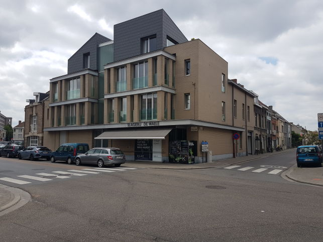 Shop for rent on top location in Gentbrugge