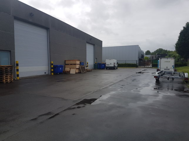 Warehouse for rent in Aartselaar Antwerp