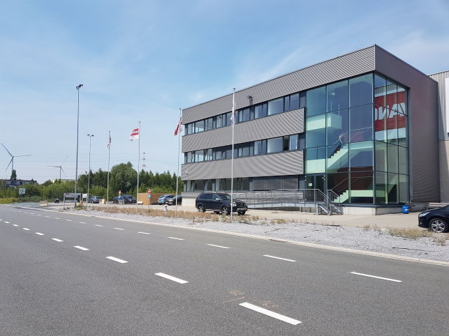 Offices to let in the Port of Antwerp
