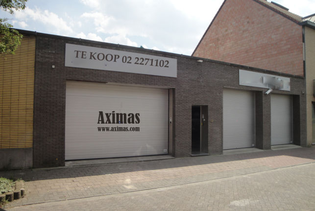 Industrial property for sale at the Zaventem station