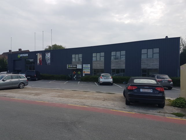 Offices to let in Nazareth near Ghent