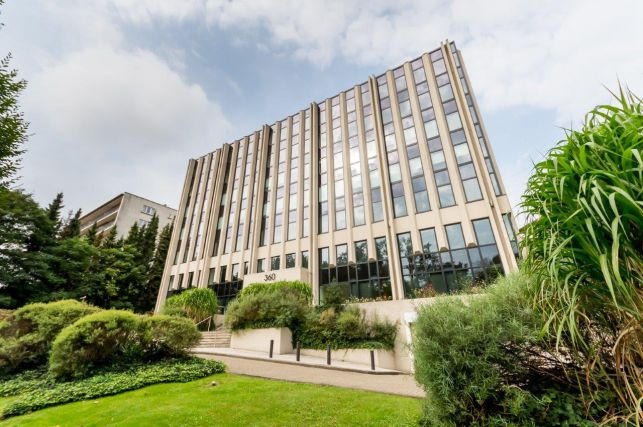 Offices to let in Auderghem Val Duchesse Brussels