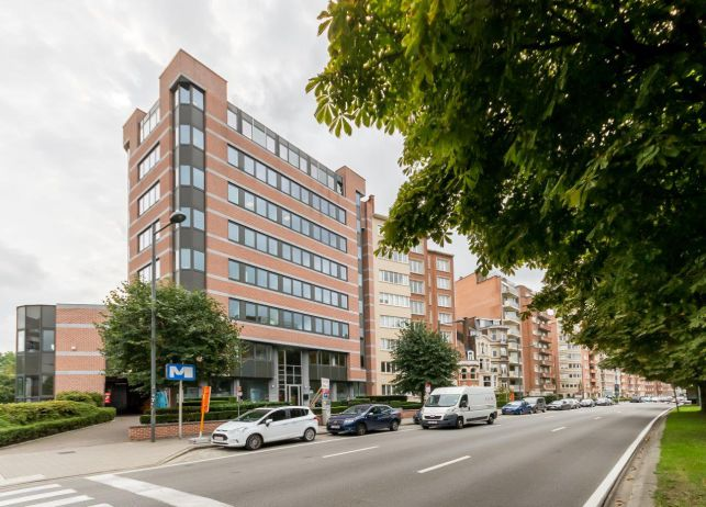 Decentralized offices to let in Brussels Etterbeek