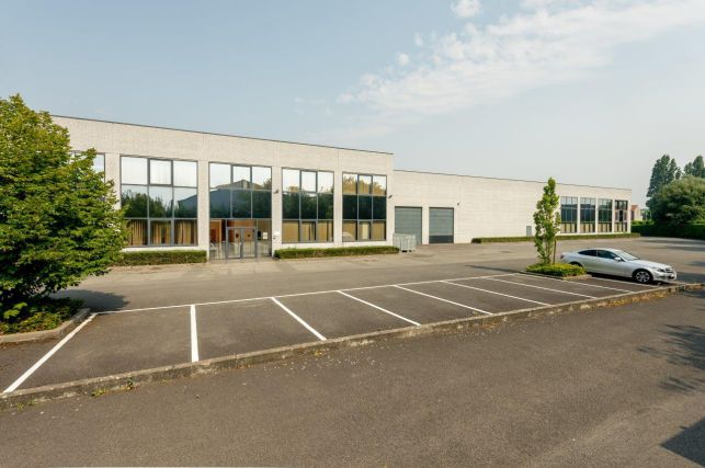 Warehouses for rent near Brussels Airport Vilvorde