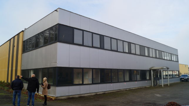 Offices to let in Aarschot near E314 Leuven-Hasselt