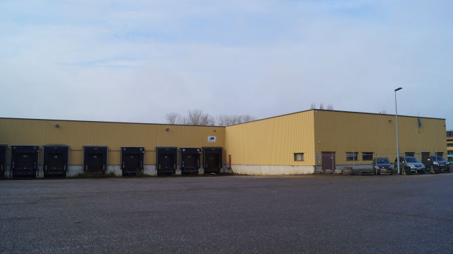Warehouse for rent in Aarschot, close to the E314 Leuven-Hasselt