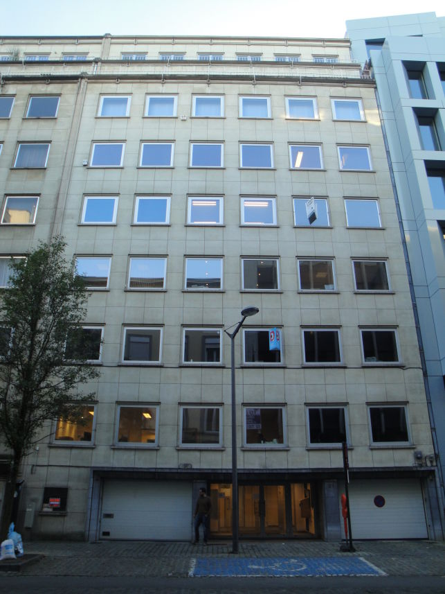 Montoyer 31 - Brussels Offices to let