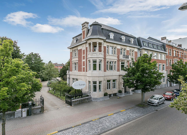 Offices to let at the Leuven railway station