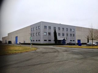 Offices to let in Evergem Port of Ghent
